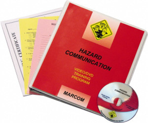 Safety Training: Hazard Communication in Industrial Facilities DVD Program