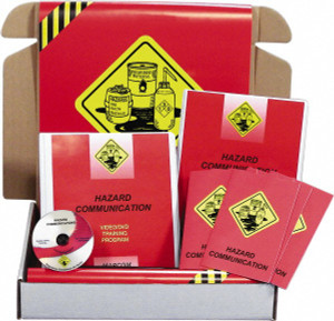 Safety Training: Hazard Communication in Industrial Facilities Compliance Kit