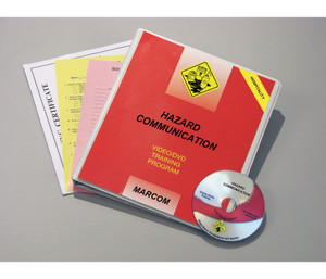 Safety Training: Hazard Communication in the Hospitality Industry DVD Program