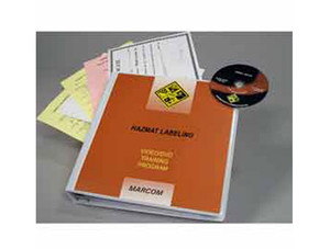 Safety Training: HAZMAT Labeling DVD Program