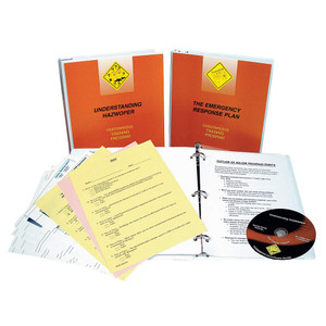 Safety Training: HAZWOPER Emergency Response: Awareness DVD Package