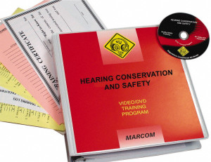 Safety Training: Hearing Conservation and Safety DVD Program