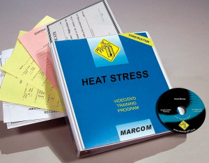 Safety Training: Heat Stress in Construction DVD Program
