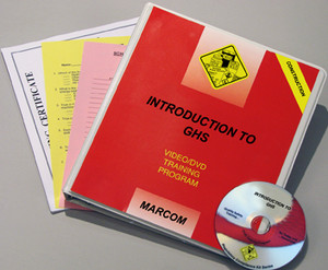 Safety Training: Introduction to Global Harmonization for Construction Workers DVD Program