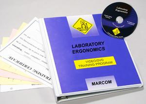 Safety Training: Laboratory Ergonomics DVD Program