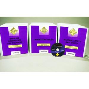 Safety Training: Laboratory Safety Training Twelve Part Series DVD Programs