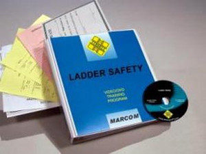 Safety Training: Ladder Safety DVD Program