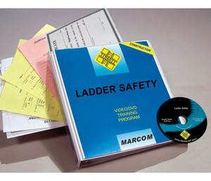 Safety Training: Ladder Safety in Construction DVD Program
