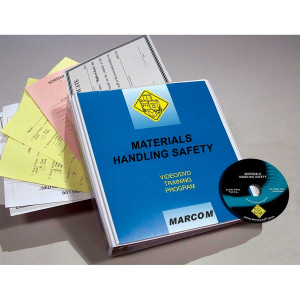 Safety Training: Materials Handling Safety DVD Program