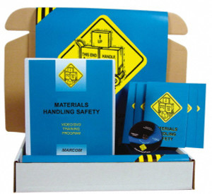 Safety Training: Materials Handling Safety Meeting Kit
