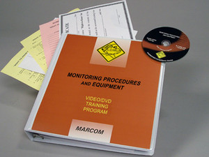 Safety Training: Monitoring Procedures & Equipment DVD Program
