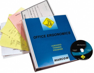 Safety Training: Office Ergonomics DVD Program