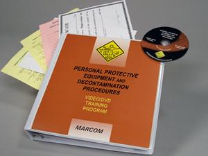 Safety Training: Personal Protective Equipment & Decontamination Procedures DVD Program