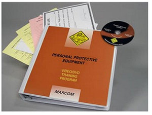 Safety Training: HAZWOPER Personal Protective Equipment DVD Program