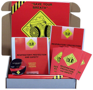 Safety Training: Respiratory Protection and Safety Regulatory Compliance Kit