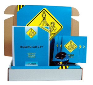 Safety Training: Rigging Safety in Construction Safety Kit