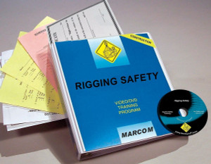 Safety Training: Rigging Safety in Construction DVD Program