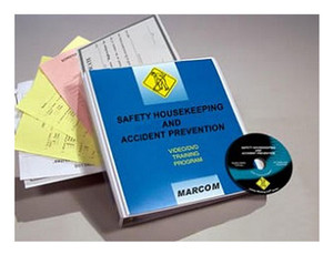 Safety Training: Safety Housekeeping & Accident Prevention DVD Program