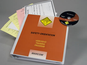 Safety Training: HAZWOPER Safety Orientation DVD Program