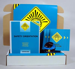 Safety Training: Safety Orientation in Construction Safety Kit