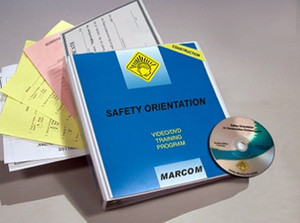 Safety Training: Safety Orientation in Construction DVD Program