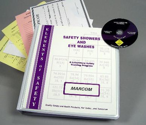 Safety Training: Safety Showers & Eye Washes in the Laboratory DVD Program