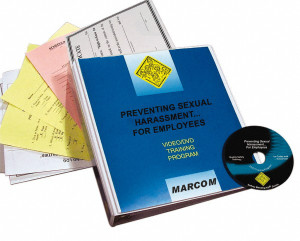 Safety Training: Sexual Harassment for Employees DVD Program