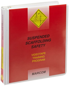 Safety Training: Suspended Scaffolding Safety DVD Program