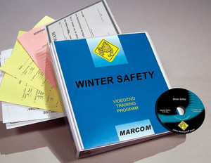Safety Training: Winter Safety DVD Program