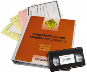 Safety Training: Work Practices and Engineering Controls DVD Program