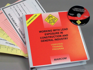 Safety Training: Working with Lead Exposure in Construction DVD Program