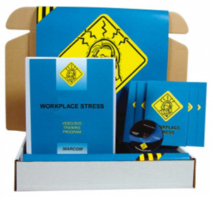 Safety Training: Workplace Stress Safety Meeting Kit