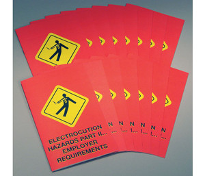 Safety Training: Electrocution Hazards Part II: Employer Requirements Booklet