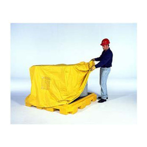 Pullover Cover for Spill Pallet P4 Plus