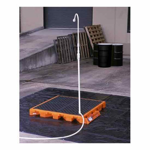 Decon Deck-Gross Rinse Shower for Tactical, Hospital Models
