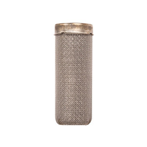 Justrite® Stainless Steel Flame Arrester For Type 1 Polyethylene Safety Cans
