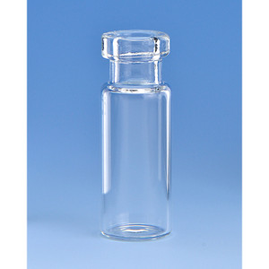 1.8ml Clear Glass Vials, Large Opening, 11mm, Crimp Top, 12x32, case/1000