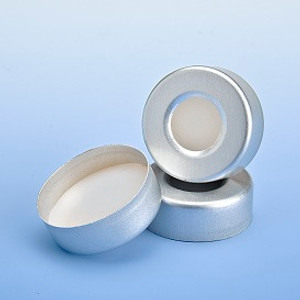 Standard Seal, PTFE/Clear Silicone 20mm, 2.5mm, Aluminum, case/1000