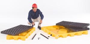 Spill Deck P6 System-(1) 4-Drum Module (1) 2-Drum Module