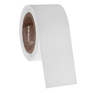 FormaliTAG - Adhesive-Free Formalin Resistant Tags for Thermal-Transfer Printers, White, 1'' x 125' / 25.4mm x 38m, N/A