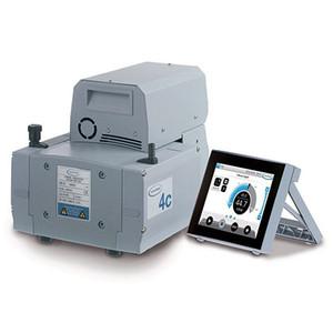 Vacuum Pump, MD 4C VARIO Select, 1.5 mbar, 1.1 torr, 2.7 cfm