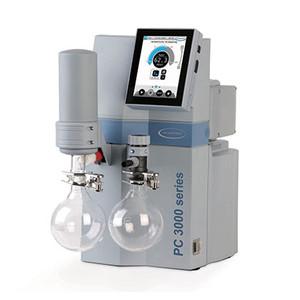 Vacuum Pump, PC 3003 VARIO Select, 0.6 mbar, 0.45 torr, 1.6 cfm
