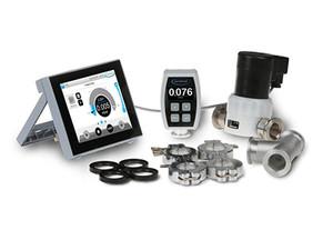 VACUU-SELECT Fine Vacuum Control Package, KF DN 25, VACUU-VIEW Extended Gauge