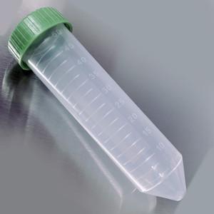 50mL Centrifuge Tubes, Flat, Top, Rim Seal Cap, Sterile, Racked, case/500