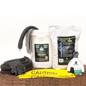5 Gallon Spill Kit (absorbs 10 gallons)