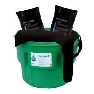20 Gallon Overpack Spill Kit - Standard, Absorbs 15 gallons