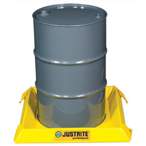 "Justrite® Spill Containment 4"" Berm, Choose Size"