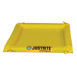"Justrite® 2"" Spill Containment Berm, Choose Size"