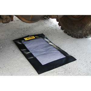 """Justrite® Drip Pad, Extended Size 24"""" x 36"""""""