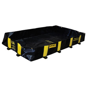 "Justrite® Rigid-Lock 12"" Spill Containment Berm, Choose Size"